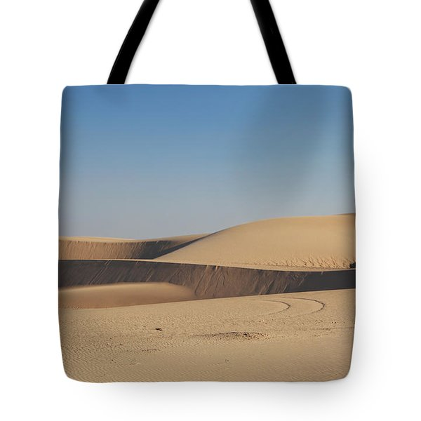 Time Changes Things Tote Bag
