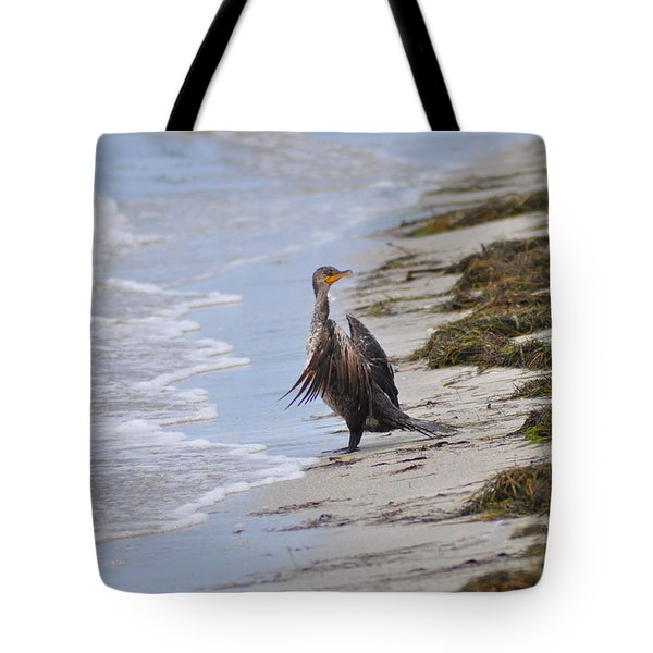 Time For A Bath Tote Bag by Bill Cannon