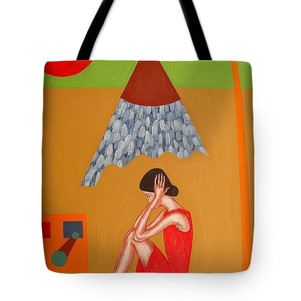 Time For A Cooldown Tote Bag by Patrick J Murphy