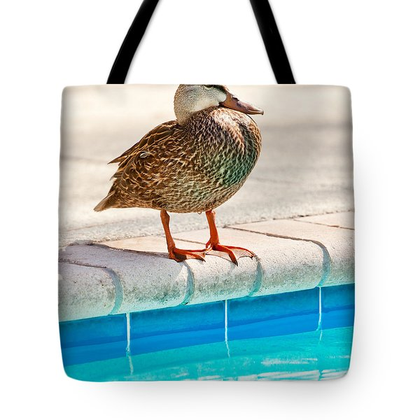 Time For A Dip II Tote Bag