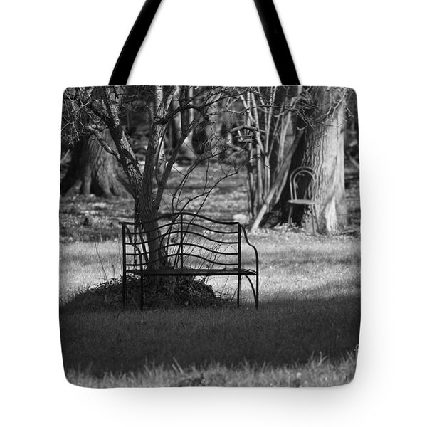 Time For Breathing Tote Bag