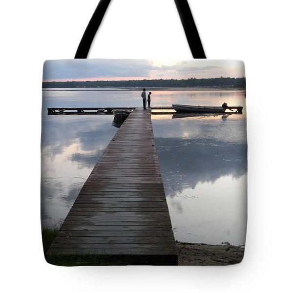 Time For Exploring Tote Bag
