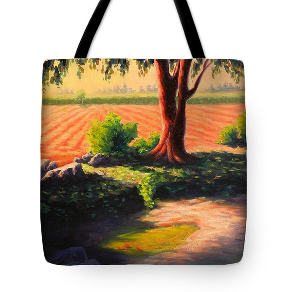 Time For Planting Tote Bag
