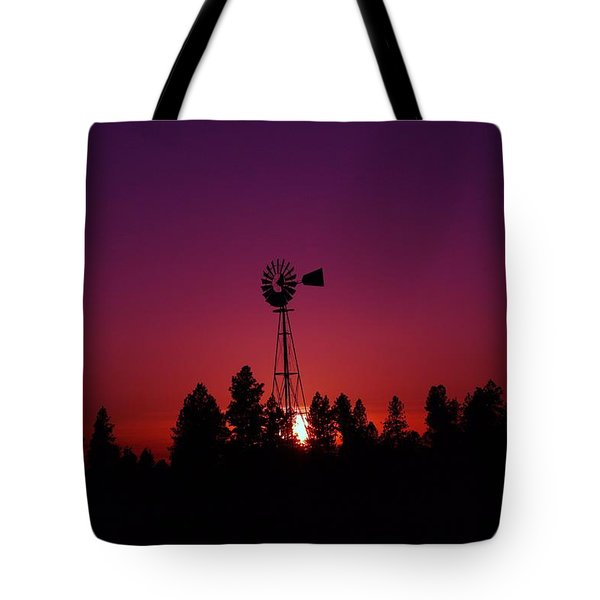 Time Gone By  Tote Bag by Jeff Swan