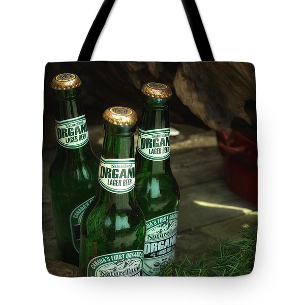 Time In Bottles Tote Bag