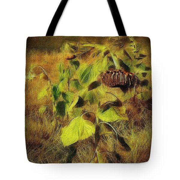 Tote Bag featuring the digital art Time Is The Enemy by Rhonda Strickland