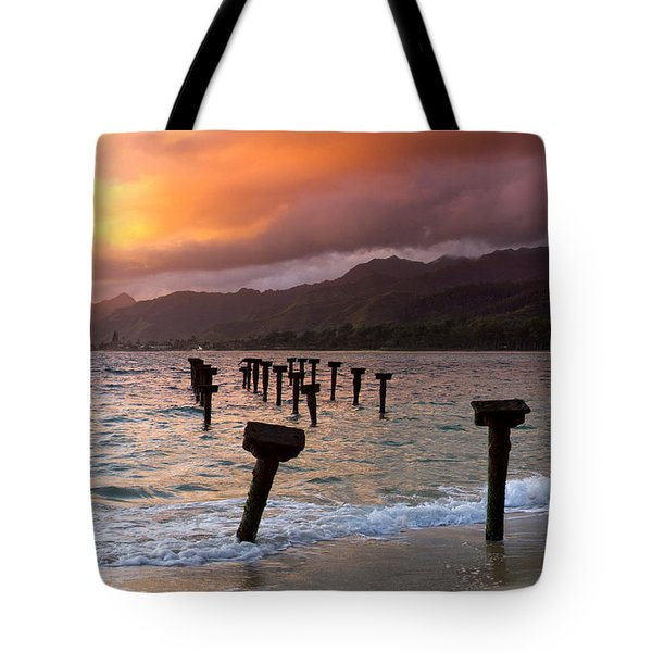 Time Passages Tote Bag