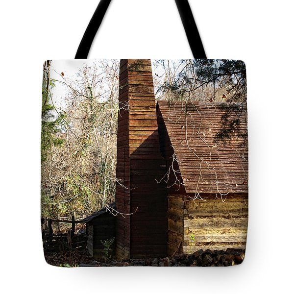Time Past Tote Bag