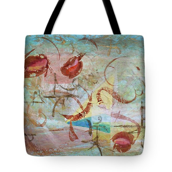 Time Softened Memory Tote Bag