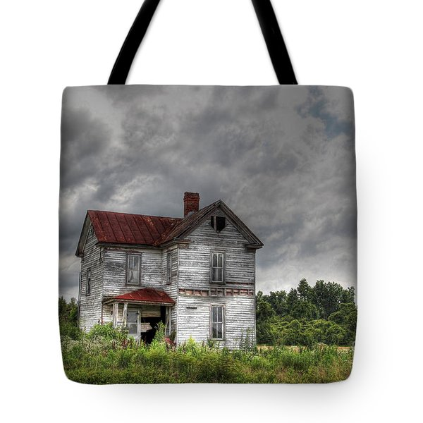 Time Stood Still Tote Bag by Benanne Stiens