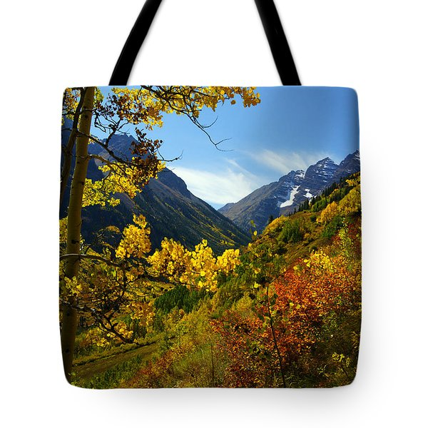 Time Stops Tote Bag