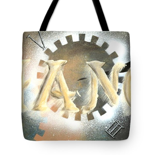 Time To Change Tote Bag
