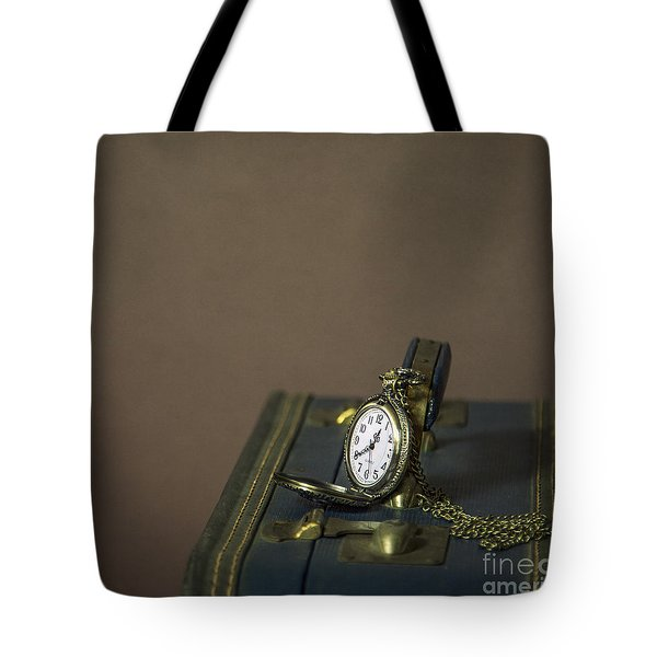 Time To Go... Tote Bag