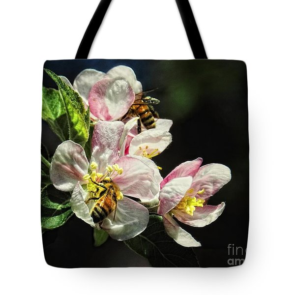 Time To Make The Honey Tote Bag