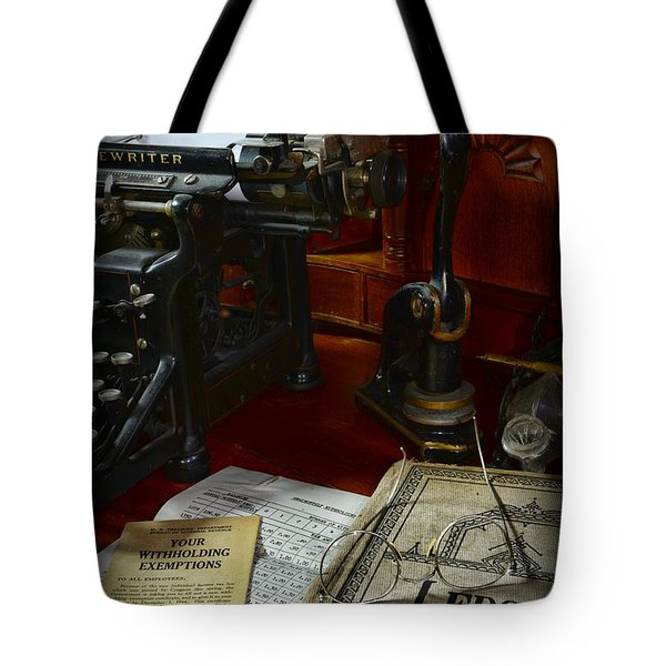 Time To Pay Your Taxes  Tote Bag