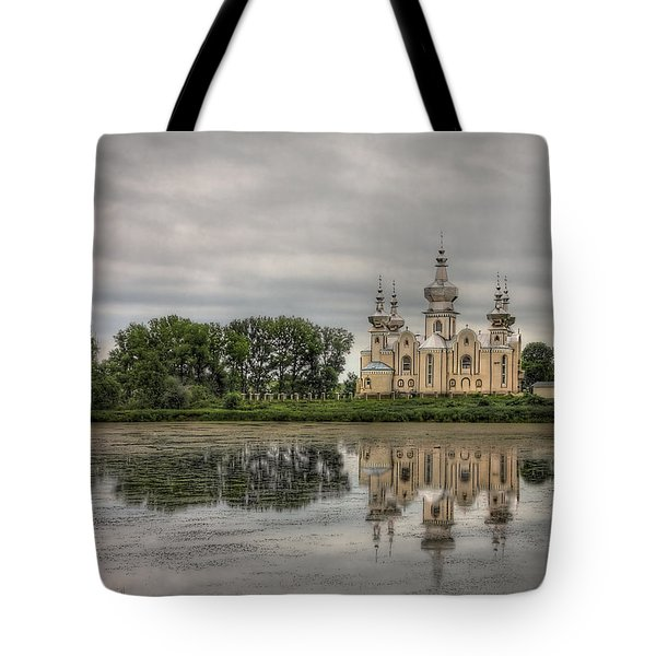 Time To Reflect Tote Bag