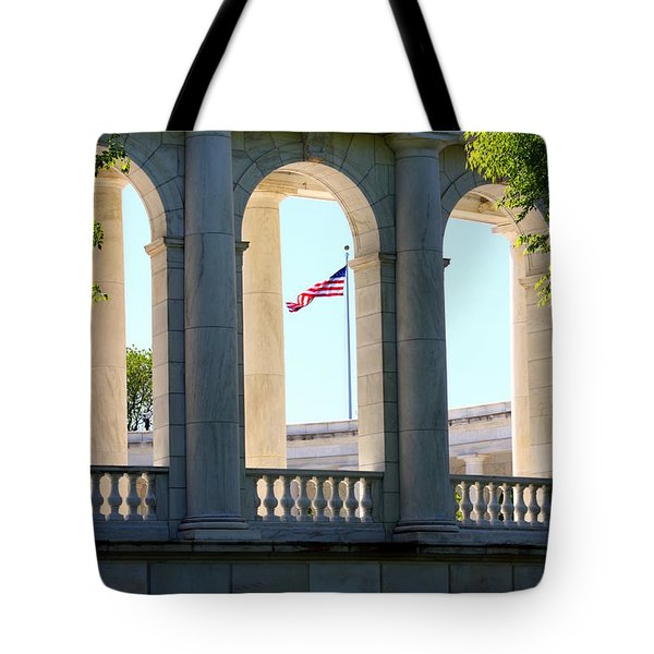 Time To Reflect Tote Bag by Patti Whitten