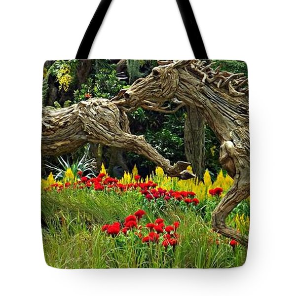 Time To Run Tote Bag