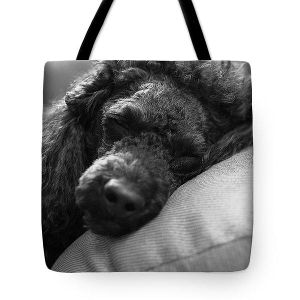 Time To Sleep Tote Bag