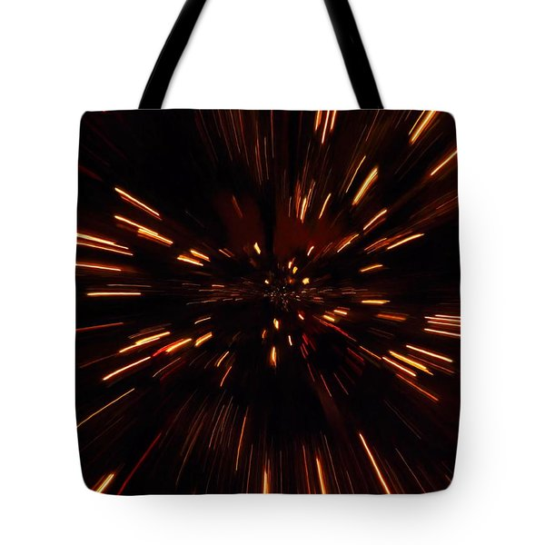 Time Travel Tote Bag by Dan Sproul