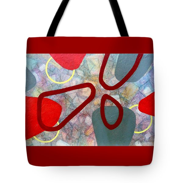 Time Warp - For Mica Tote Bag