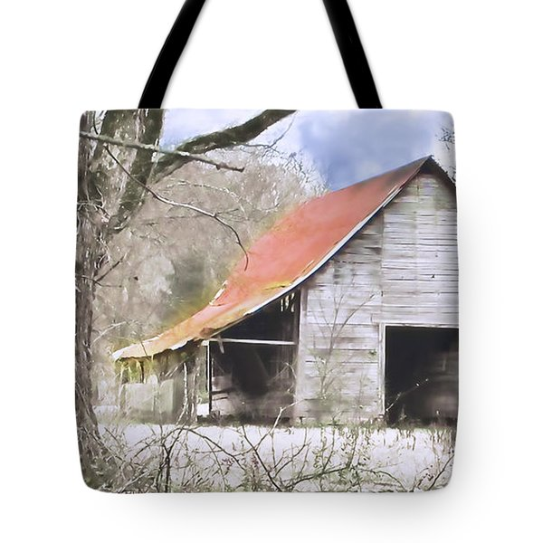 Timeless Tote Bag by Betty LaRue