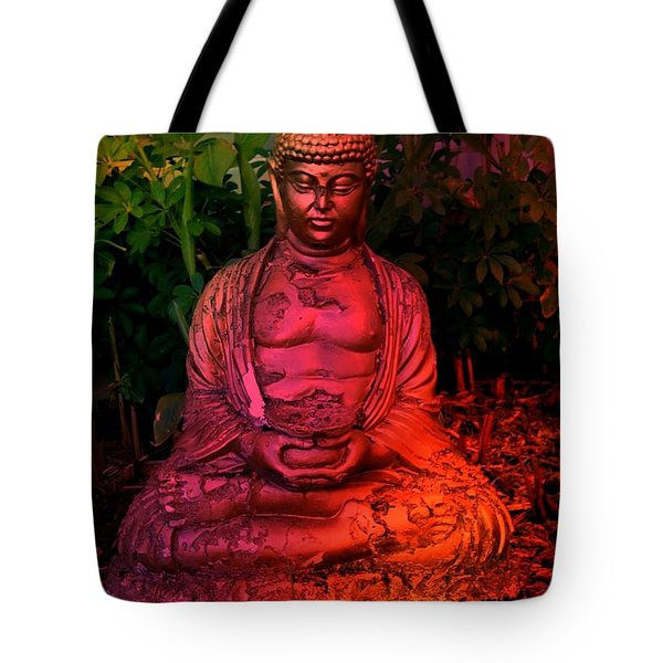Timeless Buddha Tote Bag