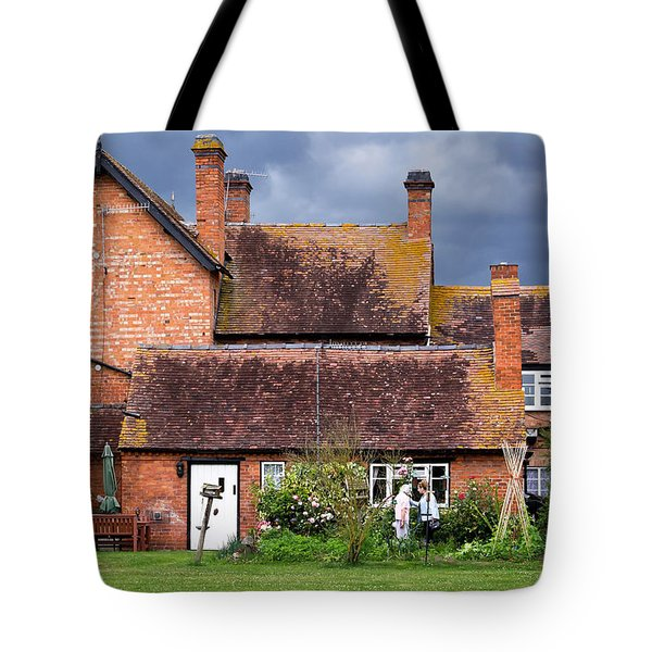 Tote Bag featuring the photograph Timeless by Keith Armstrong