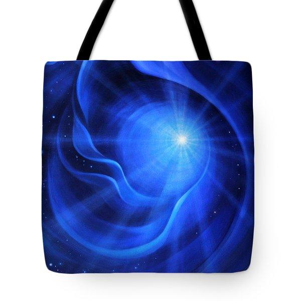 Timeless Presence Tote Bag