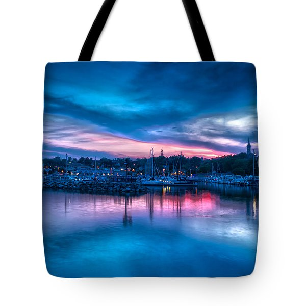 Timeless View Tote Bag