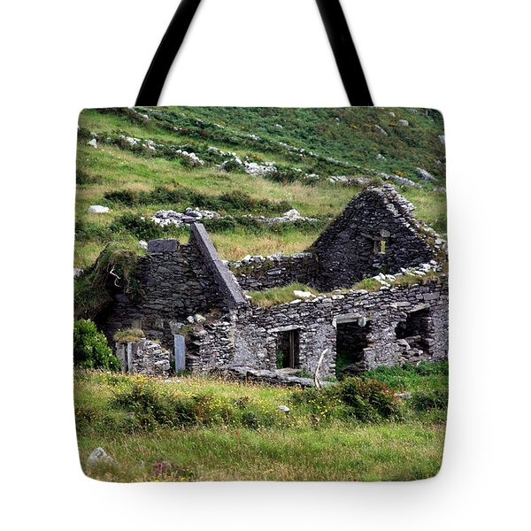 Times Past Tote Bag by Aidan Moran