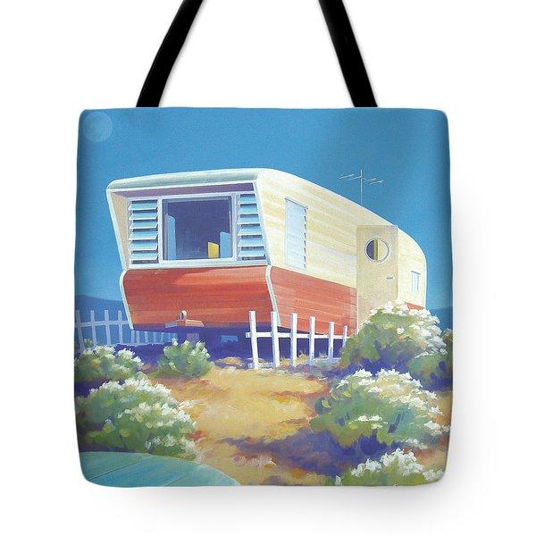 Timetraveler Tote Bag