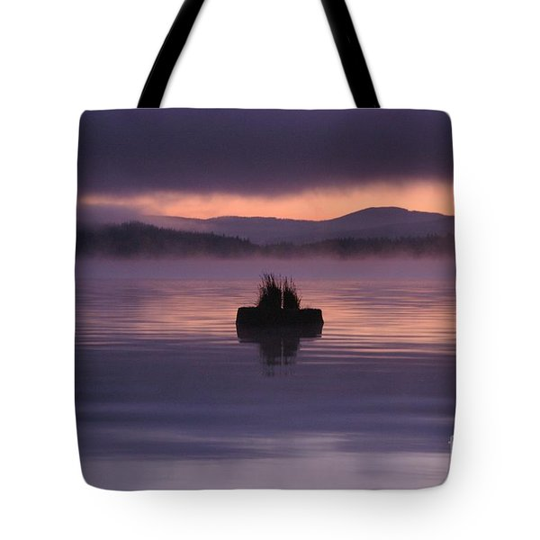 Timothy Lake Serenity Tote Bag