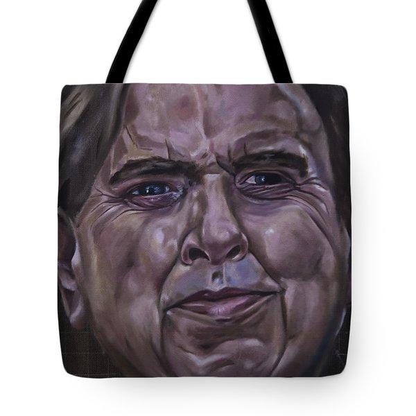Timothy Spall Tote Bag