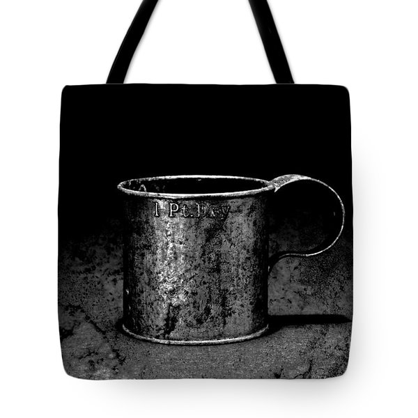 Tin Cup Chalice Tote Bag