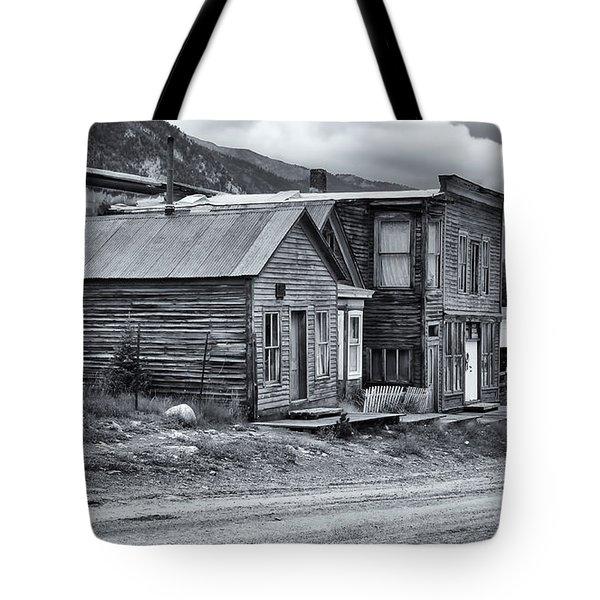 Tin Cup Main Street Tote Bag