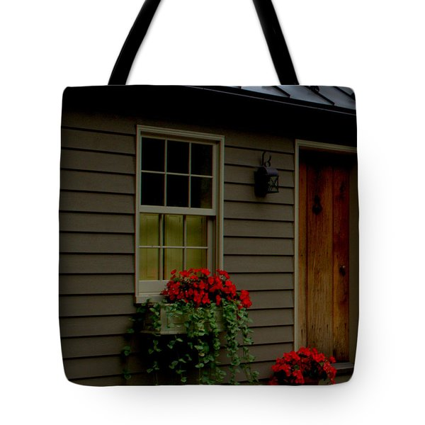 Tote Bag featuring the photograph Tin Ribbon by Cathy Shiflett