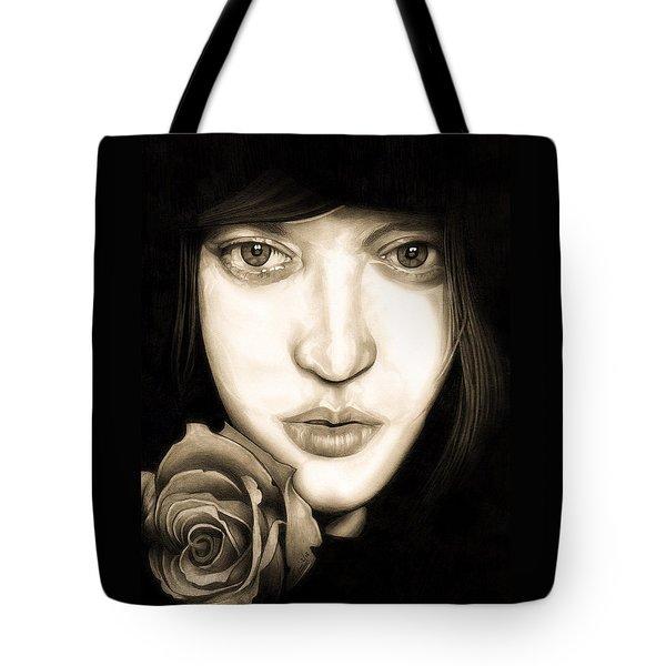 Tina Ayres Tote Bag