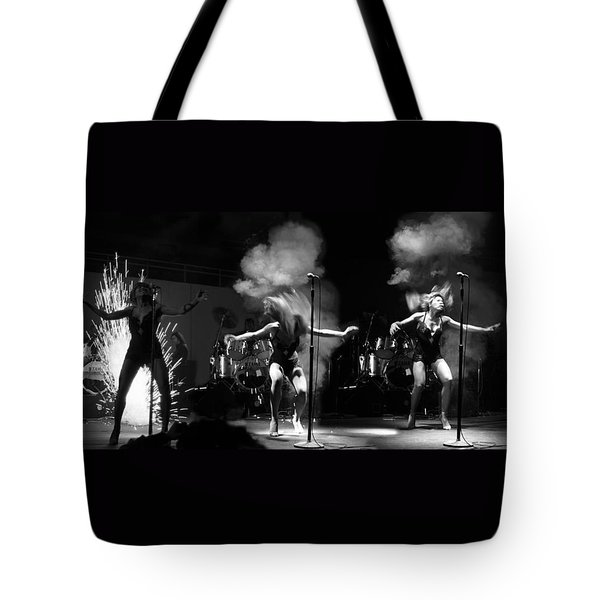 Tina Turner 1978 Tote Bag