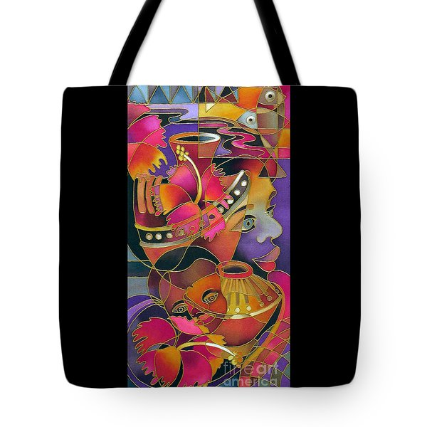 Tinana II - Strength Of A Woman Tote Bag