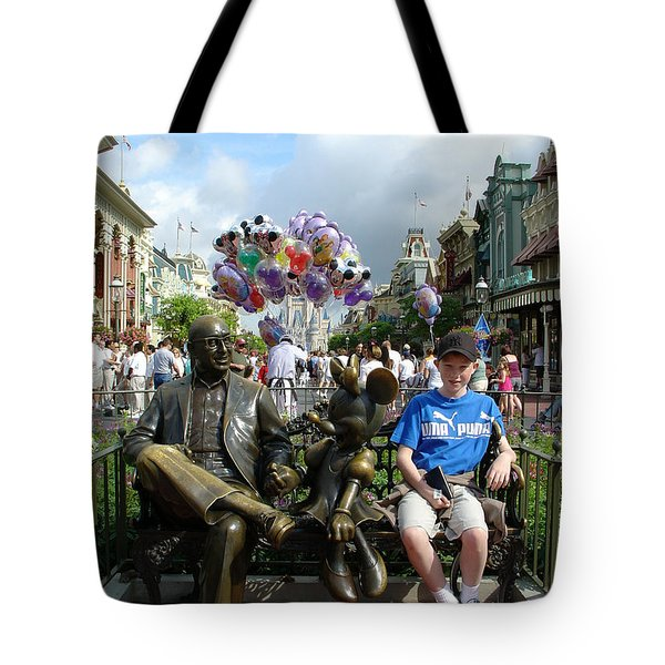Tote Bag featuring the photograph Tingle Time by David Nicholls