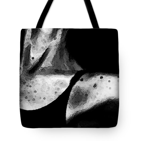 Tiny Dancer Tote Bag by Sharon Cummings