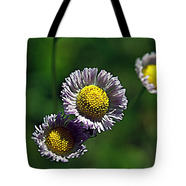 Tiny Little Weed Tote Bag