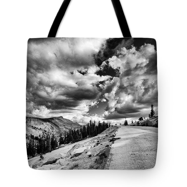 Tioga Pass Tote Bag