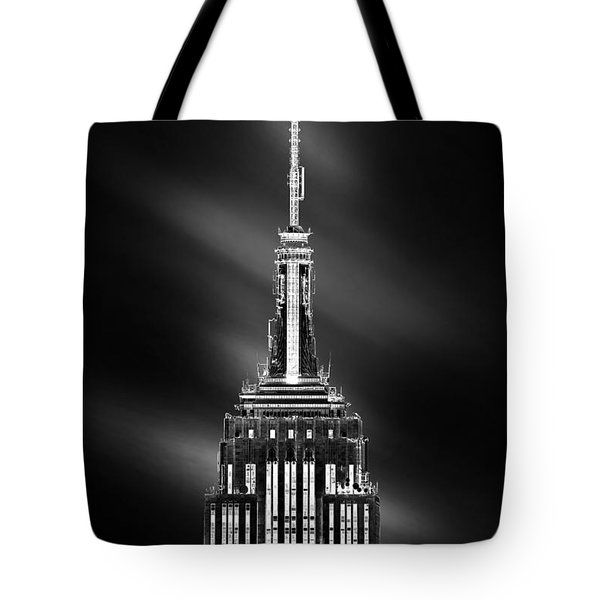 Tip Of The World Tote Bag