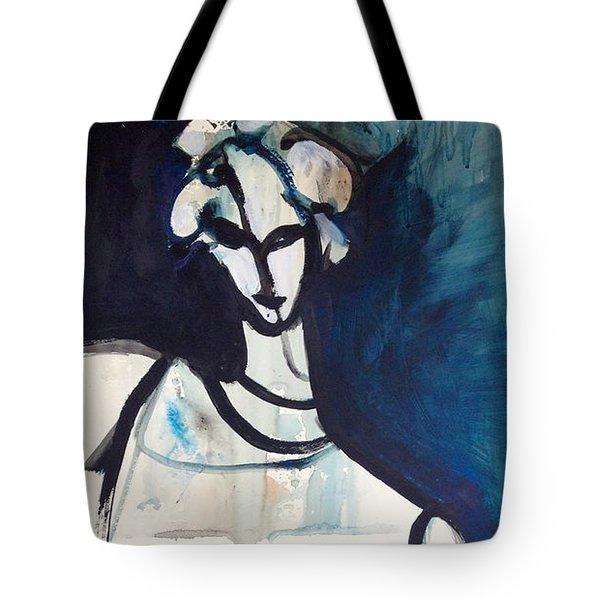 Tir Na Mban Tote Bag by Anna Elkins