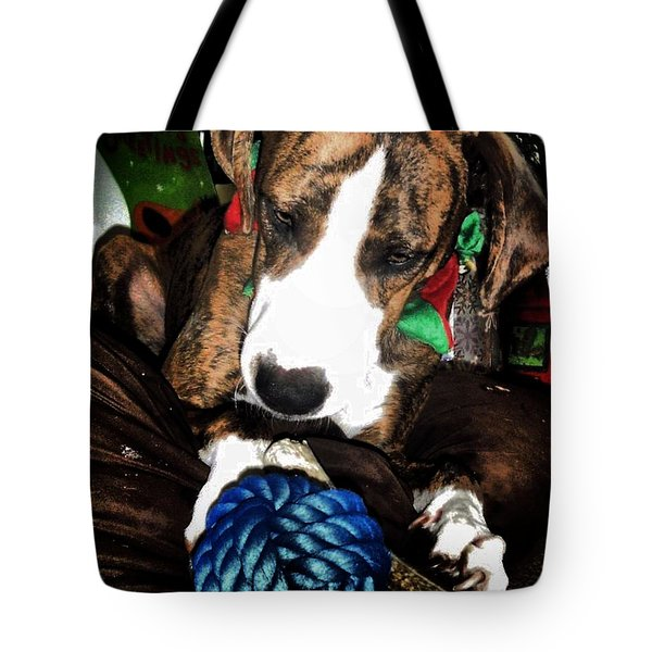 Tote Bag featuring the photograph 'tis Better To Receive by Robert McCubbin