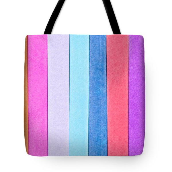 Tissue Paper Tote Bag by Tom Gowanlock