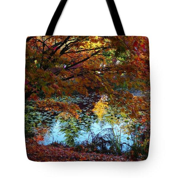 Titania's Bower Tote Bag