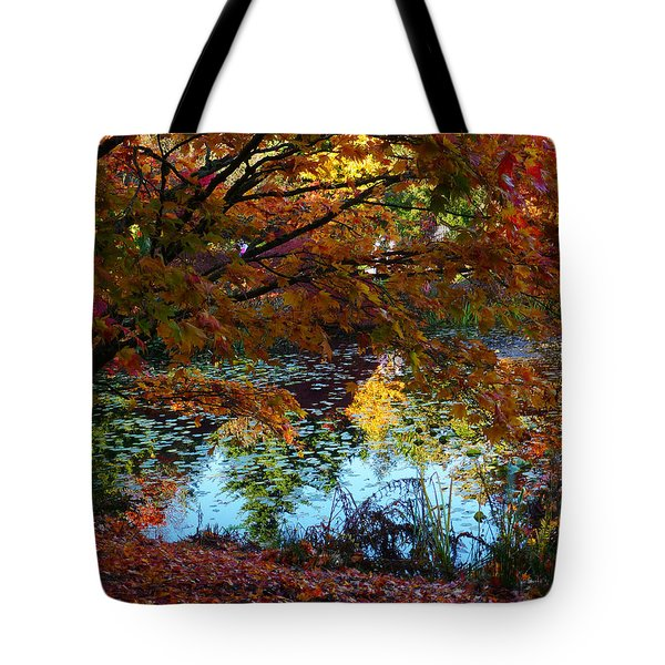 Titania's Bower Tote Bag